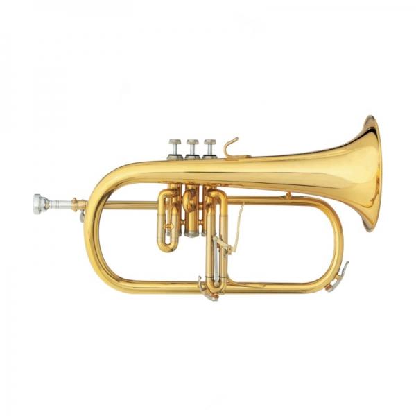 B&S Bugel challenger II 3146 gelakt gold brass