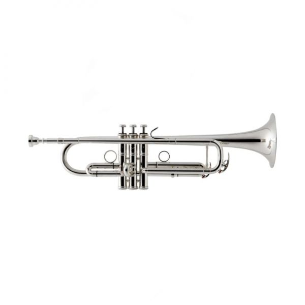 Trompet Besson 111 verzilverd