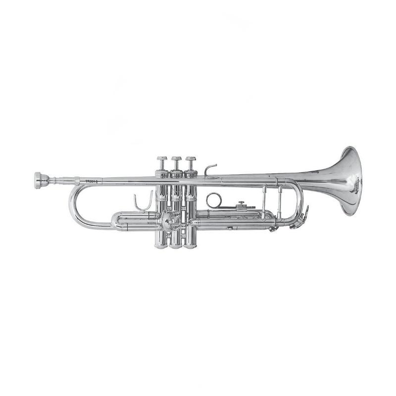 Bach trompet TR501 zilver