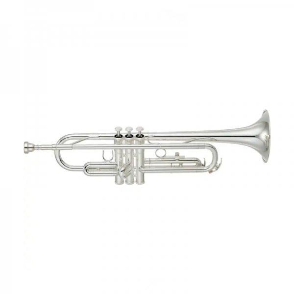 Trompet Yamaha 2330 verzilverd
