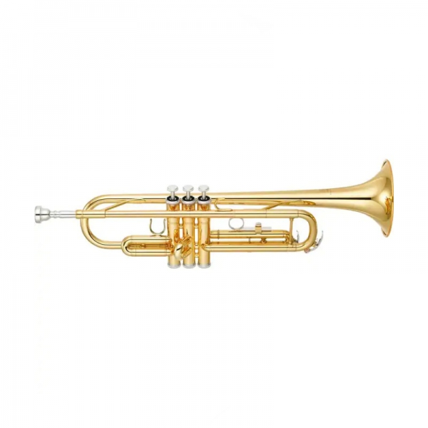 Trompet Yamaha 3335 gelakt