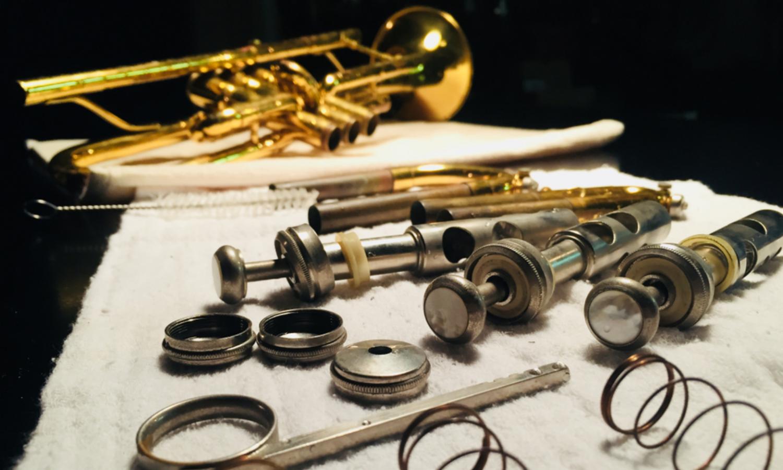 reparatie blaasinstrumenten