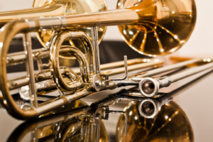 blaasinstrumenten specialist trombone