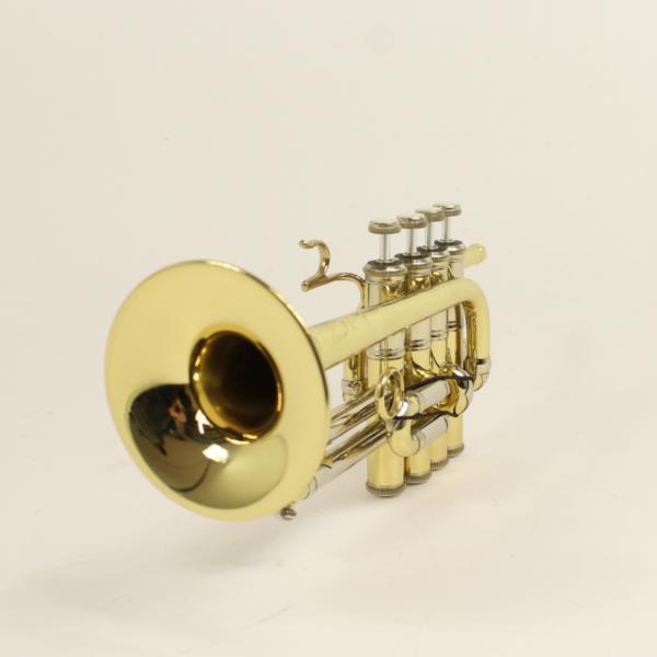 Piccolo trompet Vincent Bach Atisan